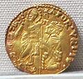 Stato della chiesa, senato romano, emissione aurea, 1350-1410 ca. 03.JPG