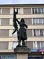 Statue Jeanne Arc - Noisy-le-Sec (FR93) - 2021-01-07 - 2.jpg