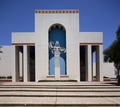 Statue at Fair Park, site of the 1936 Texas Centennial celebration and the Pan-American Exposition in 1937 in Dallas, Texas LCCN2015630359.tif
