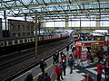 Steam locomotive 60163 Tornado Carlisle Cumbrian Mountain Tornado 10 Oct 2009 pic 5.jpg