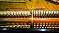 Steinway Vertegrand, Abbey Road Studios, 80th Anniversary, March 9, 2012.jpg