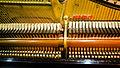 Steinway Vertegrand, Abbey Road Studios, 80th Anniversary, March 9, 2012.jpg