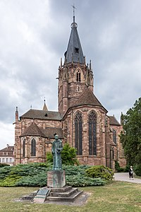 Stiftskirche Peter & Paul in Wissembourg.jpg