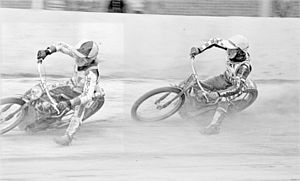 Stoke Potters - Riders 1976