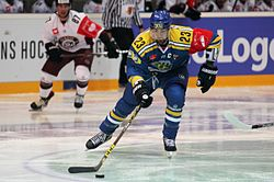 Storhamar Dragons vs. Genève-Servette HC, 3rd September 2015 32.JPG
