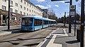 Straßenbahn Chemnitz 3 611 TU-Campus 1903171302.jpg