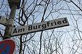 Straßenschild Am Burgfried (Flensburg), Bild 002.JPG