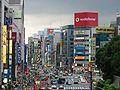 Straatbeeld Tokyo juli 2004.jpg