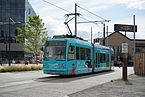 Streetcar 301 in South Lake Union, Seattle.jpg