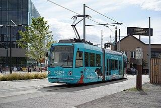 Seattle Streetcar Modern streetcar system in Seattle, Washington