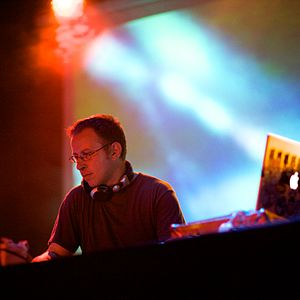 DJ Food - Strictly Kev as DJ Food at Moldejazz, 2009.