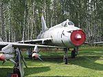 Su-17 at Central Air Force Museum Monino pic1.JPG
