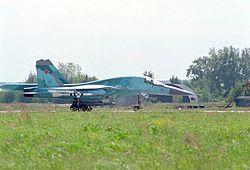 Su-34 former Su-32 former Su-34 former Su-32FN.2.jpg