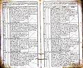 Subačiaus RKB 1839-1848 krikšto metrikų knyga 142.jpg