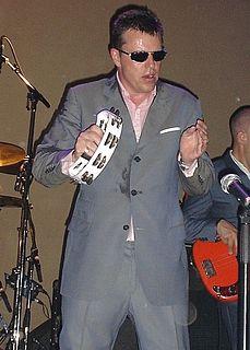 Suggs British musician