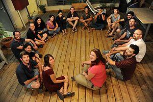 Dror-Israel - Sukot at Dror-Israel's Kibboz Mehanhim Beer Sheva