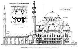 Suleymaniye Mosque cleaned Gurlitt 1912.jpg
