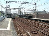 Sumiyoshihigashi Station1 DSCN2247 20110514.JPG