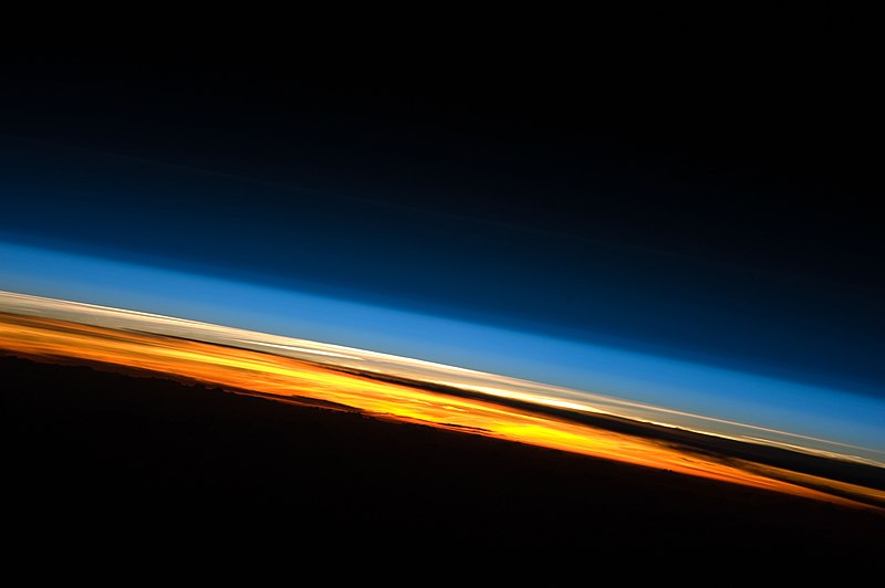 Sunset from the ISS.JPG