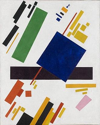 Suprematist Composition - Image: Suprematist Composition Kazimir Malevich