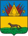 Surgut COA (Tobolsk Governorate) (1785).png