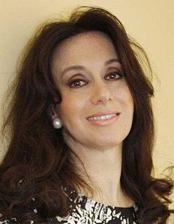 Susanna Rigacci Swedish-born Italian soprano