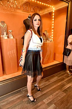 Sussanne Khan on Monogram collection.jpg