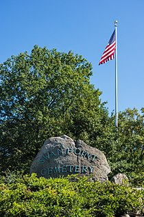 Swan Point Cemetery entrance.jpg