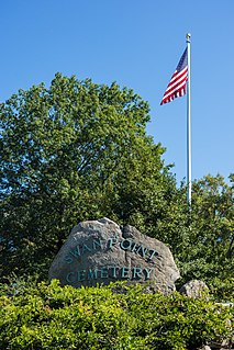 Swan Point Cemetery United States historic place