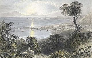 Swansea Bay bay