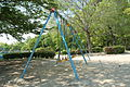 Swings of Himeji Otemae park 01.jpg