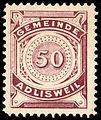 Switzerland Adlisweil 1906 revenue 50c - 3.jpg