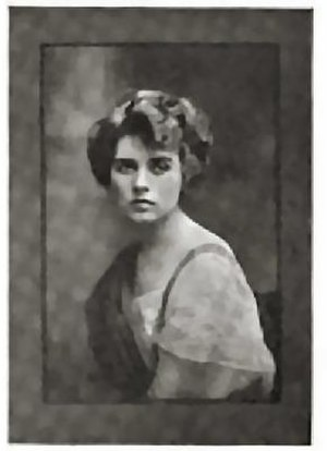 Sydney Shields - Celebrated Actor Folks' Cookeries, 1916