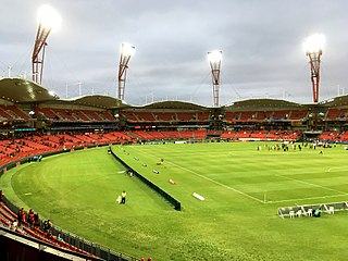 Sydney Showground Stadium Stadium in Sydney