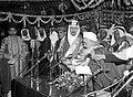 Syedna Taher Saifuddin and King ibn Saud at Aligarh Muslim University.jpg