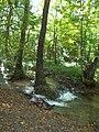 Szalajka Stream cascade in Szalajka Valley, Szilvásvárad, 2016 Hungary.jpg