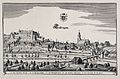 Tübingen, Germany; panorama with key and crest. Reproduction Wellcome V0012678.jpg
