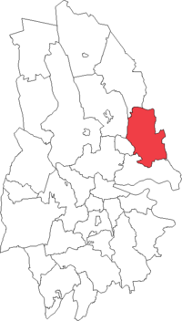 Fellingsbro landskommune i Örebro amt