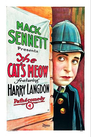 The Cat's Meow (1924 film) - Film poster