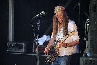 Ronni Le Tekrø - Le Tekrø performing in 2012