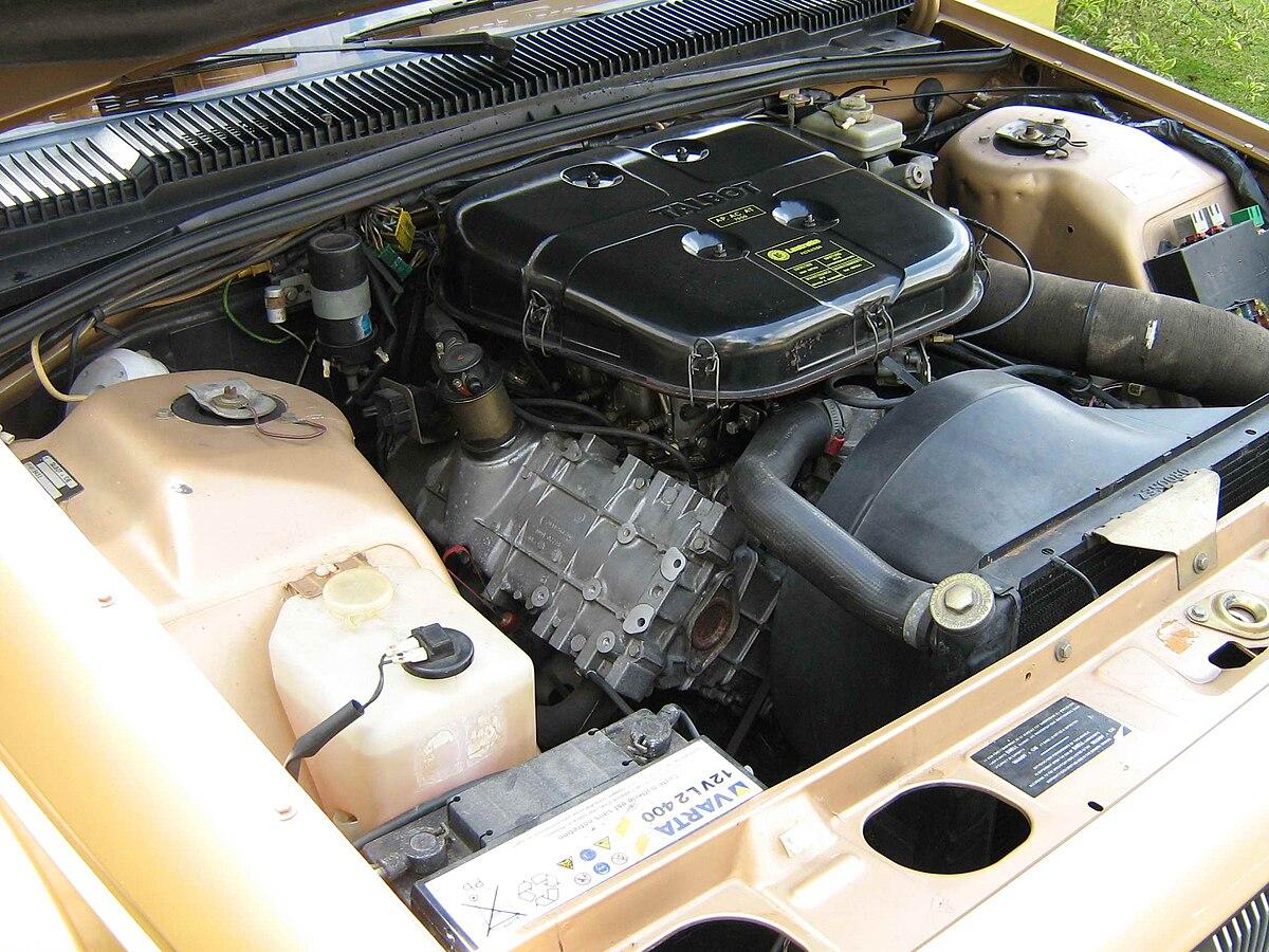 V6 Prv-motor