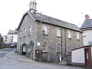 Talgarth - Image: Talgarth Town Hall