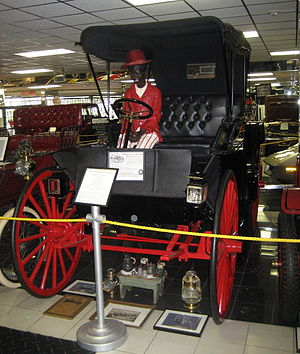 Tallahassee Automobile Museum - 1907 International Runabout
