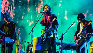 Tame Impala Australian psychedelic music project