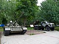 Tank in Museum of Military Glory in Yaroslavl (6072977802).jpg
