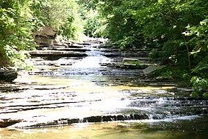 Bella Vista, Arkansas - Tanyard Creek