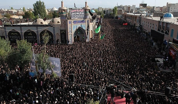 The day of Tasu'a, in Iran (Ardabil) Tasu'a, in Iran (Ardabil).jpg