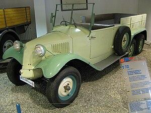 Tatra 72 - Tatra 72