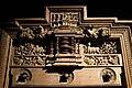 Teak Chettinad door, Asian Civilisations Museum (14074305845).jpg