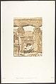 Temple de Kalabcheh - Entre colonnement médial du Pronaos MET DP131940.jpg